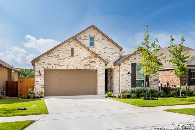 1158 Honey Creek, New Braunfels, TX 78132 (MLS #1538002) :: Keller Williams Heritage