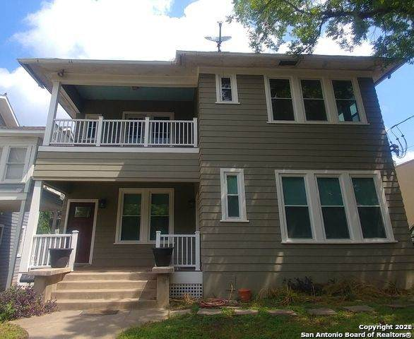 411 W Mistletoe Ave, San Antonio, TX 78212 (MLS #1538004) :: Real Estate by Design