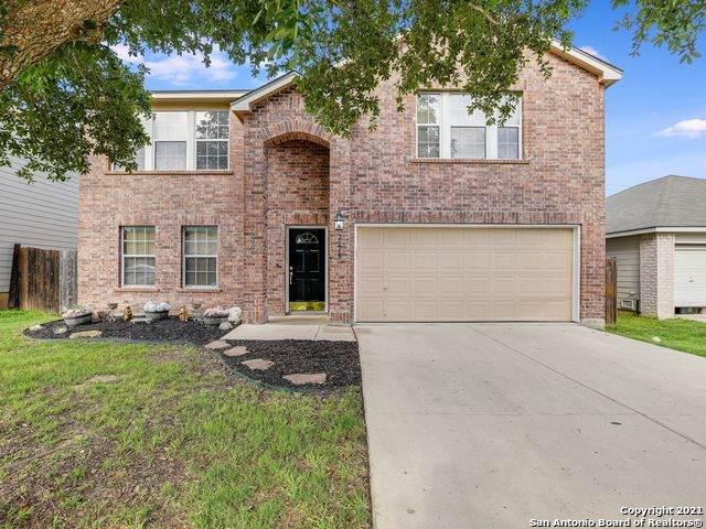 2210 Baxter Sta, San Antonio, TX 78245 (MLS #1538005) :: 2Halls Property Team | Berkshire Hathaway HomeServices PenFed Realty