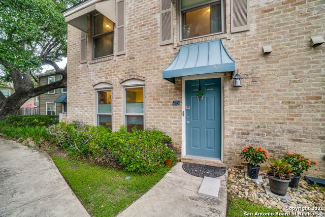 2300 Nacogdoches Rd 167S, San Antonio, TX 78209 (MLS #1538007) :: 2Halls Property Team | Berkshire Hathaway HomeServices PenFed Realty