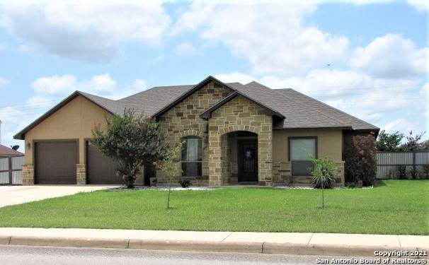 544 Bonita Creek Dr, Pleasanton, TX 78064 (MLS #1538019) :: Vivid Realty