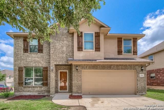11843 Jasmine Way, San Antonio, TX 78253 (MLS #1538026) :: Bexar Team