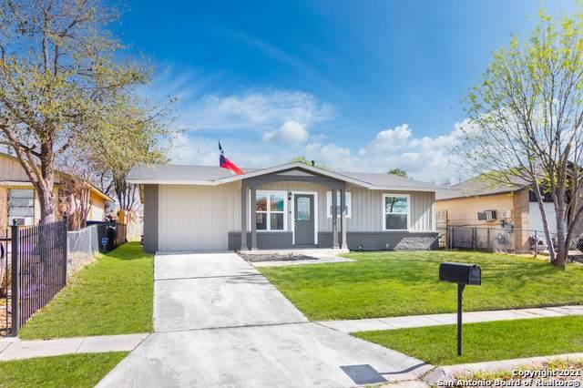 3114 Dana Cir, San Antonio, TX 78224 (MLS #1538028) :: 2Halls Property Team | Berkshire Hathaway HomeServices PenFed Realty