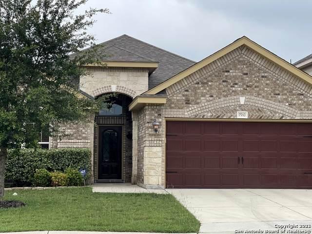 7910 Stillwater Pkwy, San Antonio, TX 78254 (MLS #1538036) :: Bexar Team