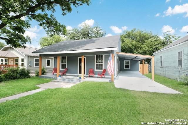 218 Saint Charles, San Antonio, TX 78202 (MLS #1538039) :: The Rise Property Group