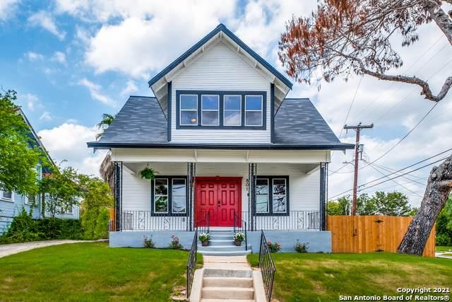 801 W Mulberry Ave, San Antonio, TX 78212 (MLS #1538040) :: The Real Estate Jesus Team