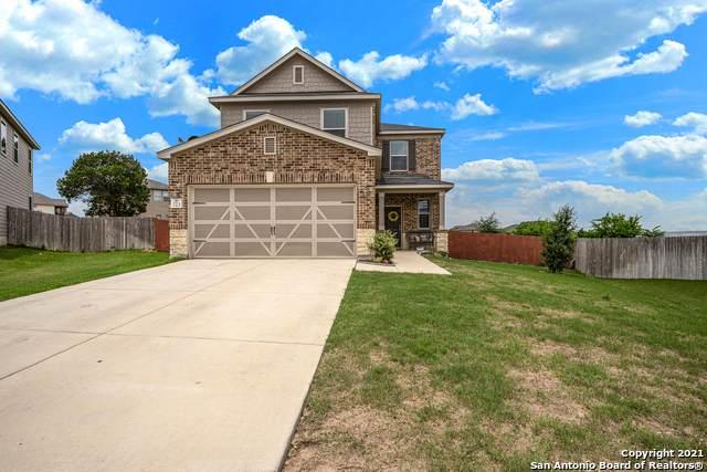 723 Anthem Ln, New Braunfels, TX 78132 (MLS #1538048) :: Beth Ann Falcon Real Estate