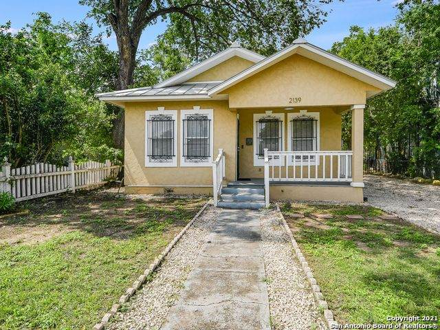 2139 Burnet St, San Antonio, TX 78202 (MLS #1538069) :: Williams Realty & Ranches, LLC