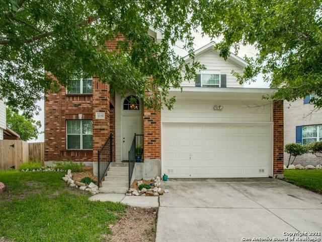 1235 Sampson Dr, San Antonio, TX 78251 (MLS #1538071) :: BHGRE HomeCity San Antonio
