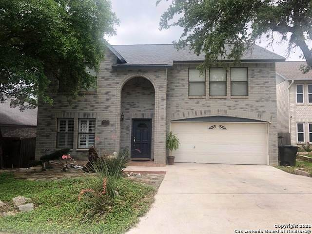 4611 Ironweed, San Antonio, TX 78247 (MLS #1538080) :: Bexar Team