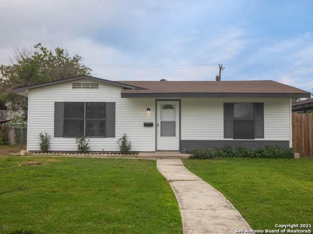 207 Langford Pl, San Antonio, TX 78221 (MLS #1538118) :: 2Halls Property Team | Berkshire Hathaway HomeServices PenFed Realty