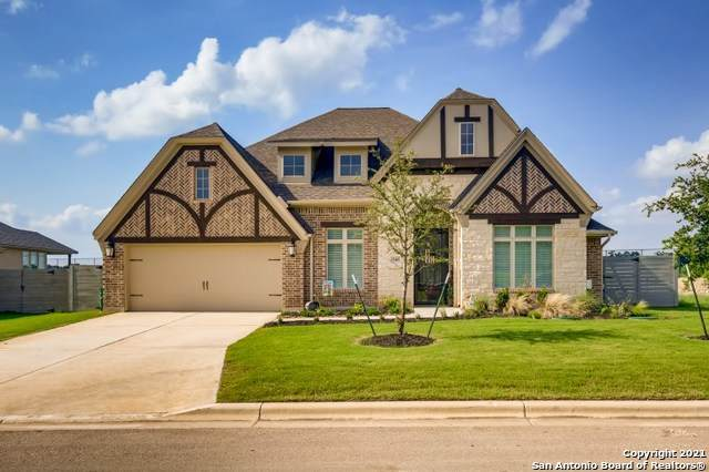 548 Chinkapin Trail, New Braunfels, TX 78132 (MLS #1538120) :: The Glover Homes & Land Group