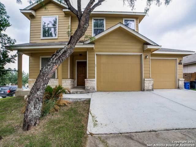 7339 Milky Way Dawn, San Antonio, TX 78252 (MLS #1538136) :: Beth Ann Falcon Real Estate