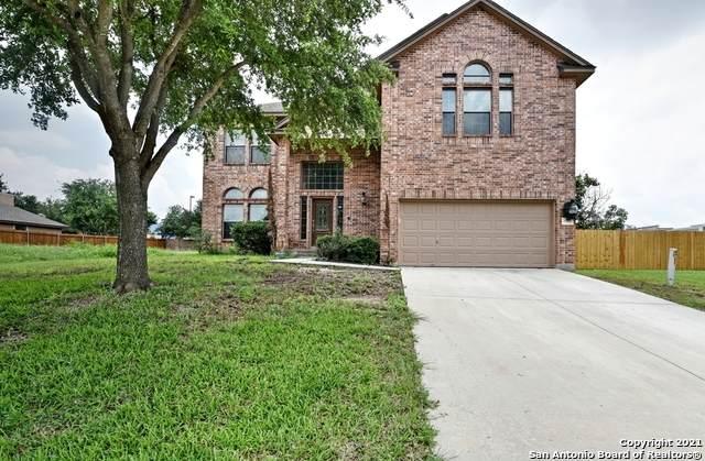 1755 Oakmont Circle, New Braunfels, TX 78132 (MLS #1538139) :: BHGRE HomeCity San Antonio