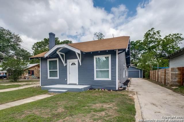 331 E Southcross Blvd, San Antonio, TX 78214 (MLS #1538141) :: Green Residential