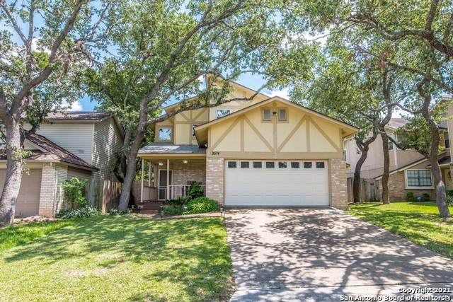 9574 Gladeview, San Antonio, TX 78250 (MLS #1538147) :: Bexar Team