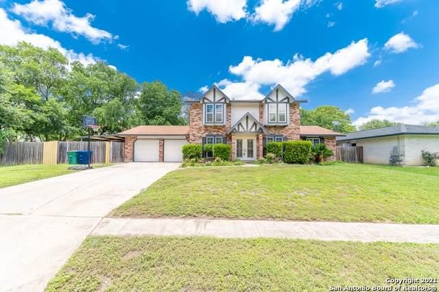 5303 Los Palacias St, San Antonio, TX 78233 (MLS #1538148) :: Beth Ann Falcon Real Estate