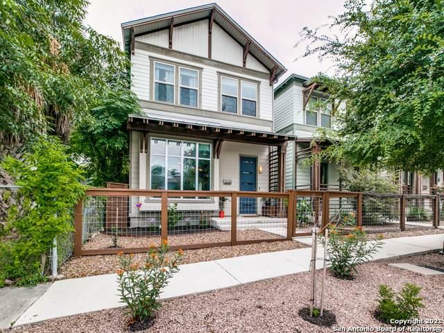 423 Paschal St, San Antonio, TX 78212 (MLS #1538156) :: Beth Ann Falcon Real Estate