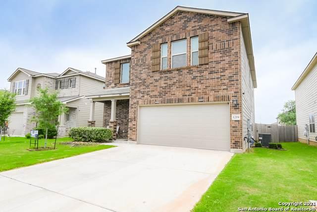 1219 Begonia Bluff, San Antonio, TX 78245 (MLS #1538163) :: The Rise Property Group