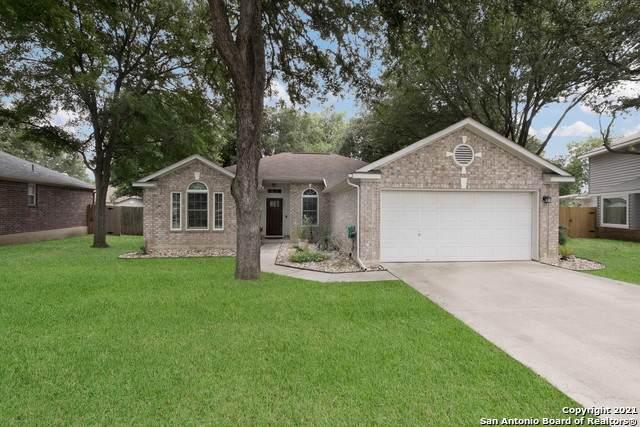 1009 Sandy Ridge Cir, Schertz, TX 78154 (MLS #1538165) :: 2Halls Property Team | Berkshire Hathaway HomeServices PenFed Realty