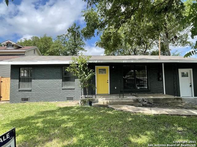 231 Nock Ave, San Antonio, TX 78221 (MLS #1538170) :: Green Residential