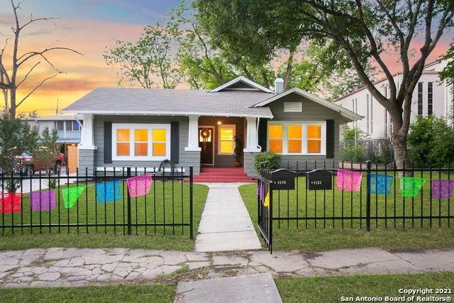 1119 W Woodlawn Ave, San Antonio, TX 78201 (MLS #1538214) :: The Real Estate Jesus Team