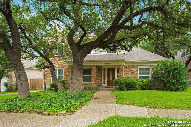 2420 Brighton Oaks, San Antonio, TX 78231 (MLS #1538243) :: Carolina Garcia Real Estate Group