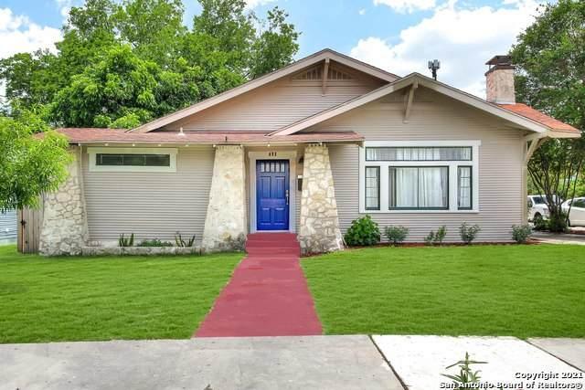 502 E Locust St, San Antonio, TX 78212 (MLS #1538246) :: Beth Ann Falcon Real Estate