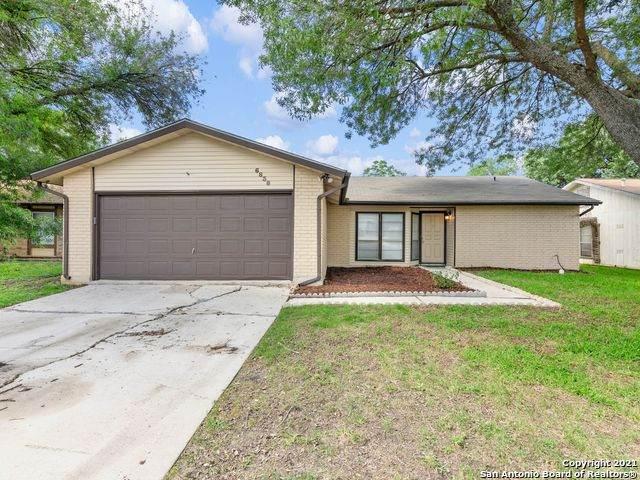 6838 De Palma, San Antonio, TX 78239 (MLS #1538256) :: The Rise Property Group