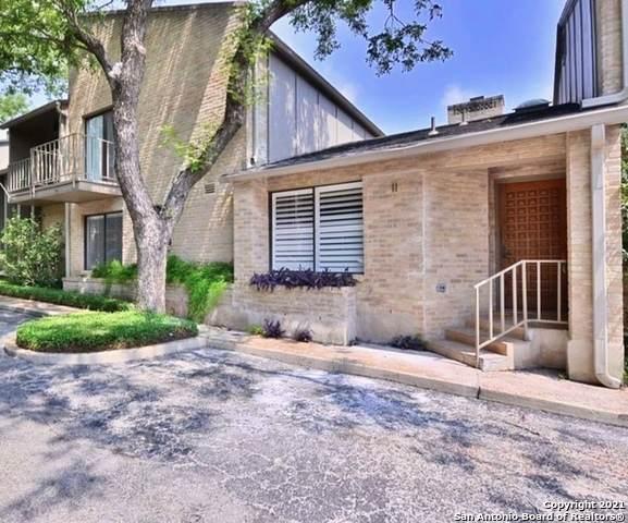 11 Gallery Ct #11, San Antonio, TX 78209 (MLS #1538270) :: Concierge Realty of SA