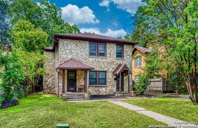 210 E Lullwood Ave, San Antonio, TX 78212 (MLS #1538287) :: Texas Premier Realty