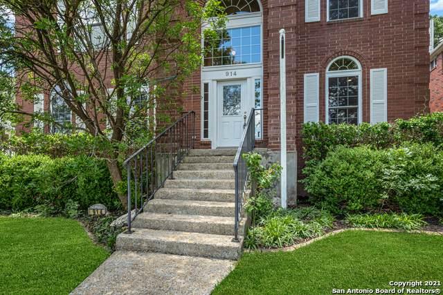 914 Riverstone Dr, San Antonio, TX 78258 (MLS #1538297) :: Williams Realty & Ranches, LLC