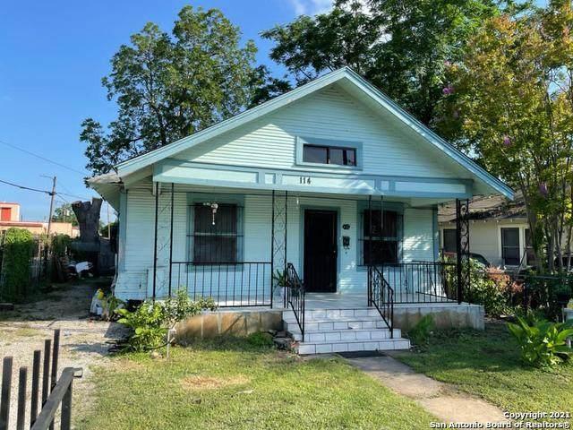 114 Wharton St, San Antonio, TX 78210 (MLS #1538306) :: Santos and Sandberg