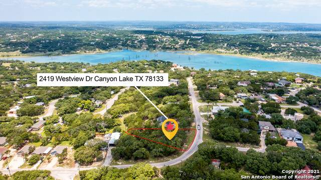 2419 Westview Dr, Canyon Lake, TX 78133 (MLS #1538312) :: The Glover Homes & Land Group