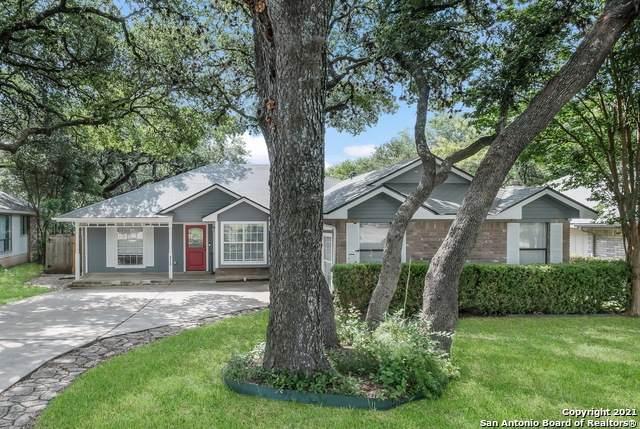 8538 Timber Ldg, San Antonio, TX 78250 (MLS #1538332) :: Bexar Team