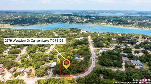 2379 Westview Dr, Canyon Lake, TX 78133 (MLS #1538336) :: The Glover Homes & Land Group