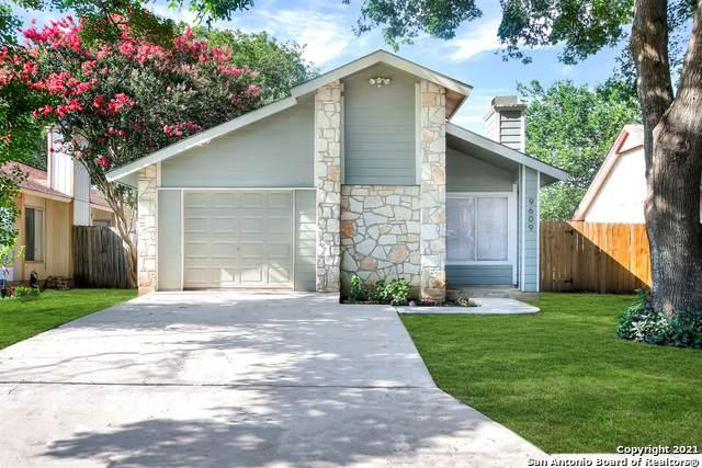 9609 Mystic Bend St, San Antonio, TX 78250 (MLS #1538352) :: Bexar Team