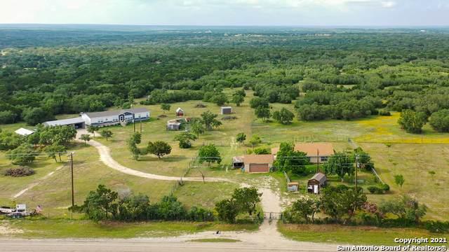 15721 State Highway 41, Rocksprings, TX 78880 (MLS #1538376) :: Concierge Realty of SA