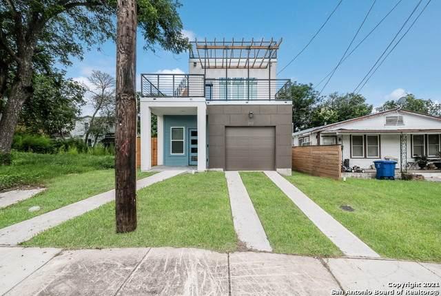 212 Pinckney St, San Antonio, TX 78209 (MLS #1538388) :: The Glover Homes & Land Group