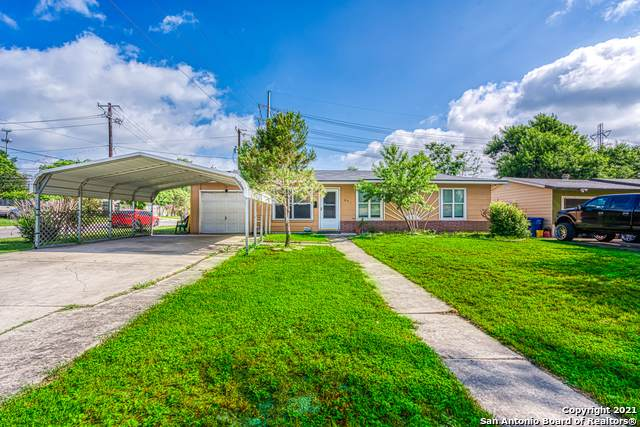 951 Weizmann St, San Antonio, TX 78213 (MLS #1538400) :: Keller Williams Heritage