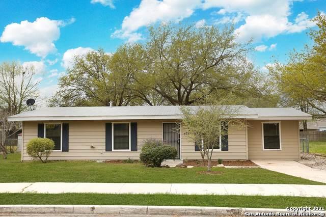 4847 Castle Shield, San Antonio, TX 78218 (#1538415) :: Zina & Co. Real Estate