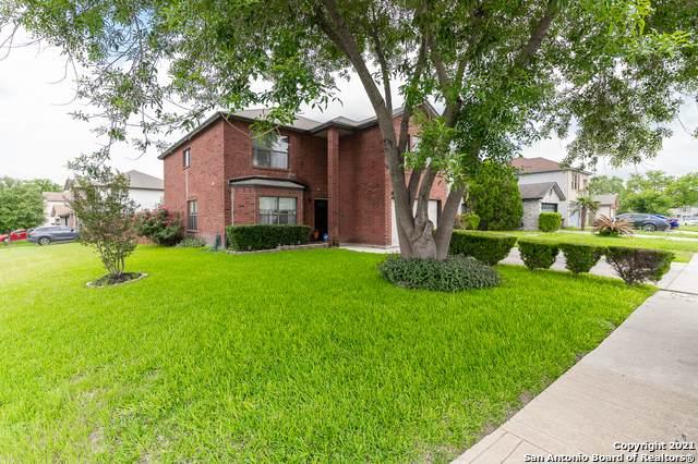 2308 Dalhart Pass, San Antonio, TX 78245 (#1538422) :: The Perry Henderson Group at Berkshire Hathaway Texas Realty
