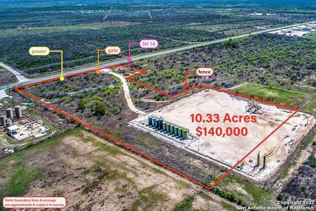 TBD Hwy 16, Jourdanton, TX 78026 (MLS #1538428) :: Neal & Neal Team