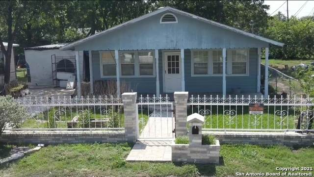 659 N San Dario Ave, San Antonio, TX 78228 (MLS #1538429) :: The Glover Homes & Land Group