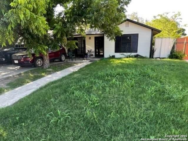1079 Rayburn Dr, San Antonio, TX 78221 (MLS #1538471) :: Green Residential