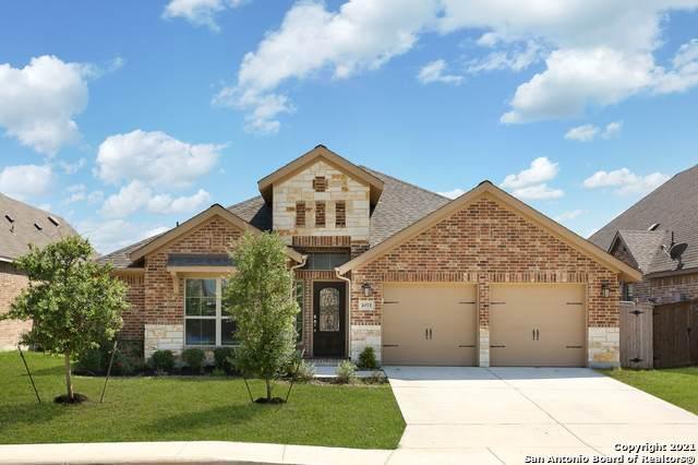 2073 Cullum Park, San Antonio, TX 78253 (MLS #1538502) :: Real Estate by Design
