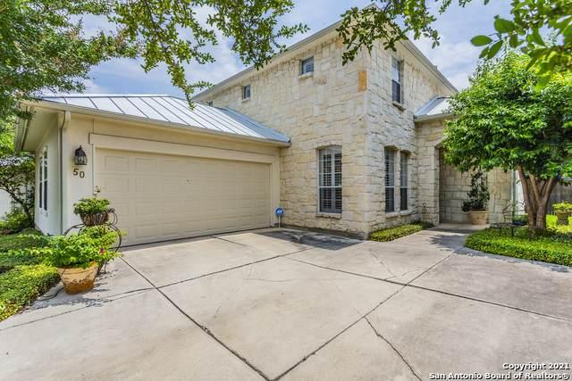 50 Oakwell Farms Pkwy, San Antonio, TX 78218 (MLS #1538504) :: Bexar Team