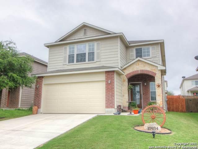 10934 Western Cactus, San Antonio, TX 78245 (MLS #1538506) :: 2Halls Property Team | Berkshire Hathaway HomeServices PenFed Realty