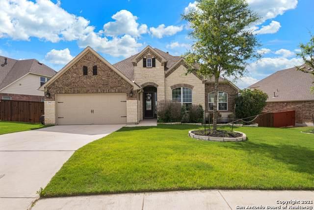 2842 Running Fawn, San Antonio, TX 78261 (MLS #1538521) :: BHGRE HomeCity San Antonio
