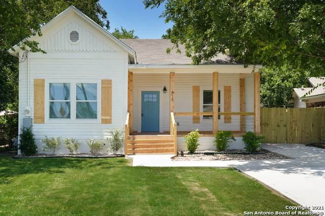 415 Aransas Ave, San Antonio, TX 78210 (MLS #1538531) :: REsource Realty